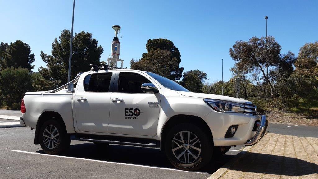 ESO's new Riegl VZ-400i Scanner